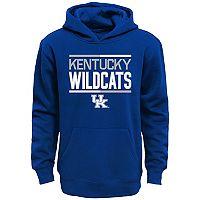 Boys 8-20 Kentucky Wildcats Fleece Hoodie