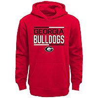 Boys 8-20 Georgia Bulldogs Fleece Hoodie
