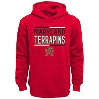 Boys 8-20 Maryland Terrapins Fleece Hoodie