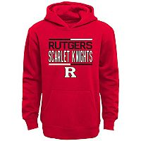 Boys 8-20 Rutgers Scarlet Knights Fleece Hoodie