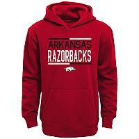 Boys 8-20 Arkansas Razorbacks Fleece Hoodie
