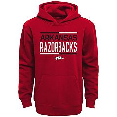 Boys 8-20 Arkansas Razorbacks Fleece Hoodie