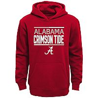 Boys 8-20 Alabama Crimson Tide Fleece Hoodie