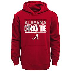 Boys 8-20 Alabama Crimson Tide Fleece Hoodie
