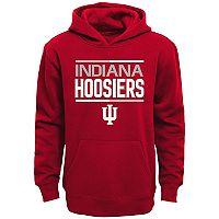 Boys 8-20 Indiana Hoosiers Fleece Hoodie
