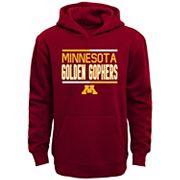 Boys 8-20 Minnesota Golden Gophers Fleece Hoodie