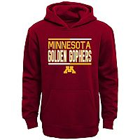Boys 8-20 Minnesota Golden Gophers Fleece Hoodie