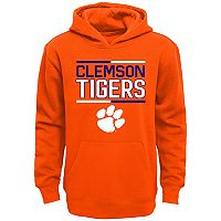 Boys 8-20 Clemson Tigers Fleece Hoodie