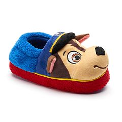 Paw Patrol Chase & Marshall Toddler Boys' Slippers