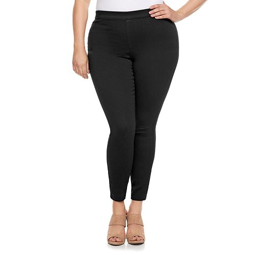 5dd732221da Plus Size Jennifer Lopez Jeggings