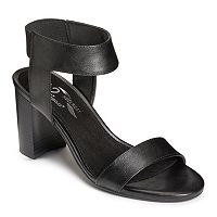 A2 by Aerosoles High Hat Women's Block Heel Sandals