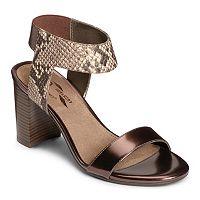 A2 by Aerosoles High Hat Women's Block Heel Sandals