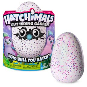 Hatchimals Glittering Garden Penguala