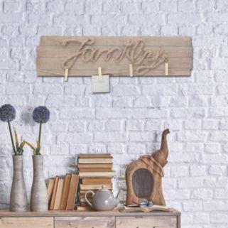"Stonebriar Collection ""Family"" Photo Clip Wall Decor"