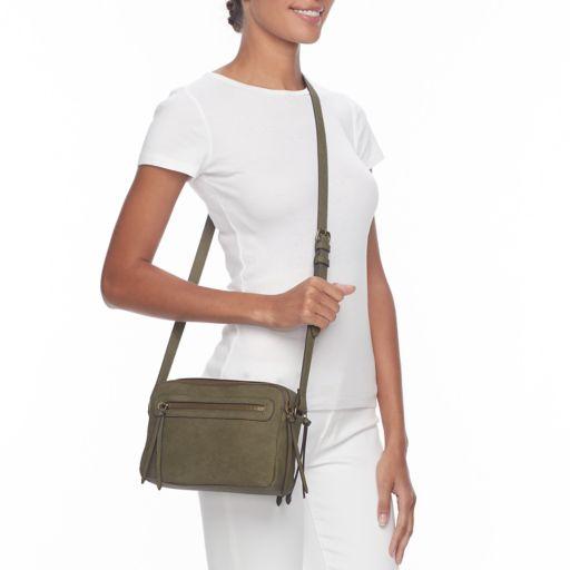 SONOMA Goods for Life™ Cameron Double Entry Crossbody Bag