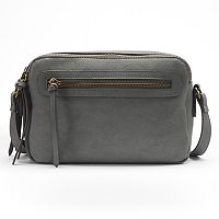 SONOMA Goods for Life™ Cameron Double Entry Crossbody Bag