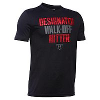 Boys 8-20 Under Armour Designated Hitter Tee