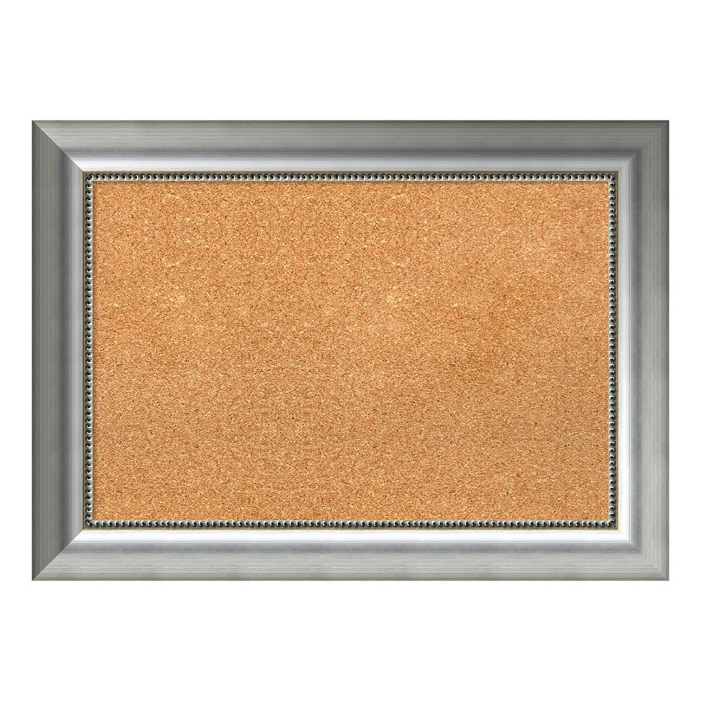 Amanti Art Vegas Burnished Cork Board Wall Decor