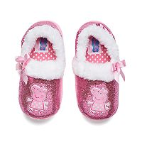 Peppa Pig Toddler Girls' Slippers