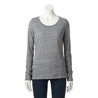 Women's SONOMA Goods for Life™ Nep High-Low Tee