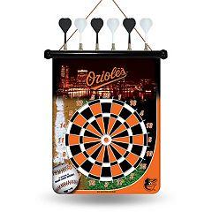 Baltimore Orioles Magnetic Dart Board