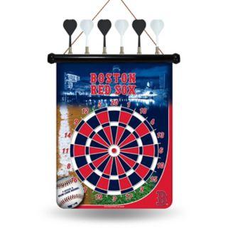 Boston Red Sox Magnetic Dart Board