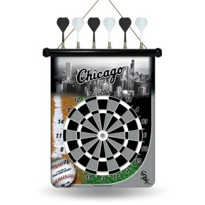 Chicago White Sox Magnetic Dart Board