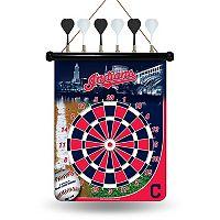 Cleveland Indians Magnetic Dart Board