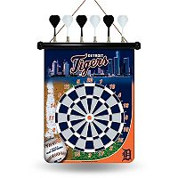 Detroit Tigers Magnetic Dart Board
