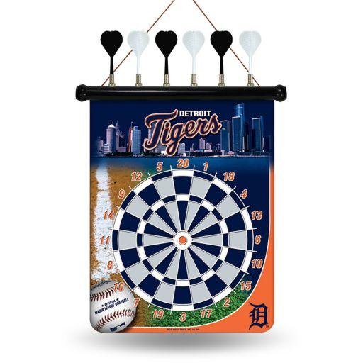 Detroit Tigers Magnetic Dart Board