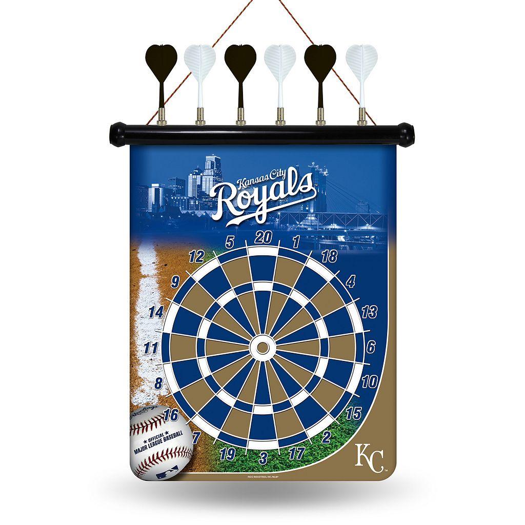 Kansas City Royals Magnetic Dart Board