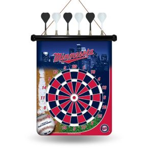 Minnesota Twins Magnetic Dart Board