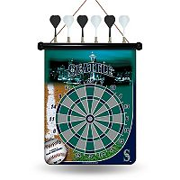 Seattle Mariners Magnetic Dart Board