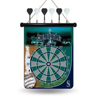 Seattle Mariners Magnetic Dart Board