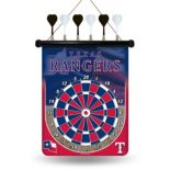 Texas Rangers Magnetic Dart Board