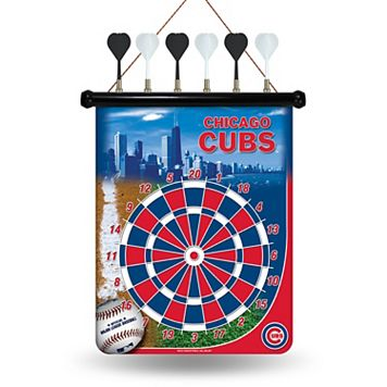 Chicago Cubs Magnetic Dart Board