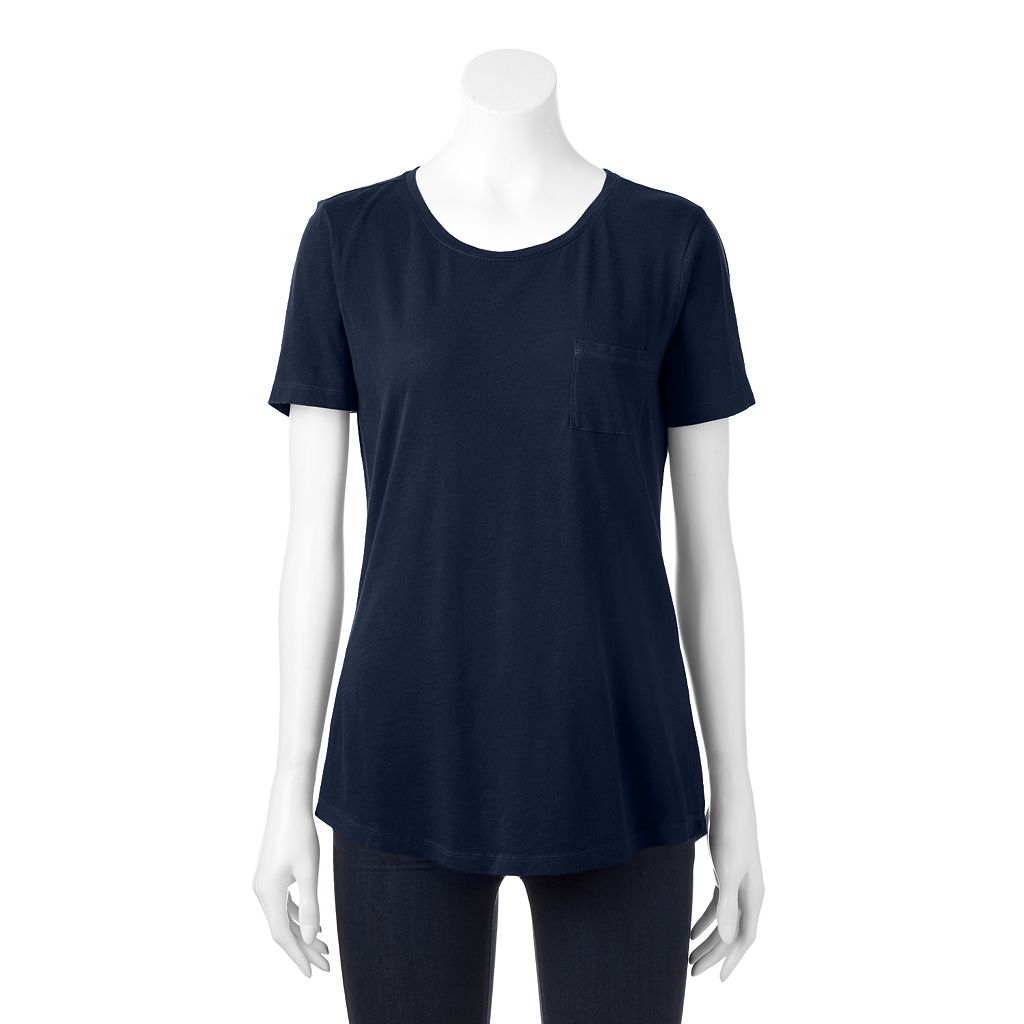 Women's SONOMA Goods for Life™ Pocket Tee