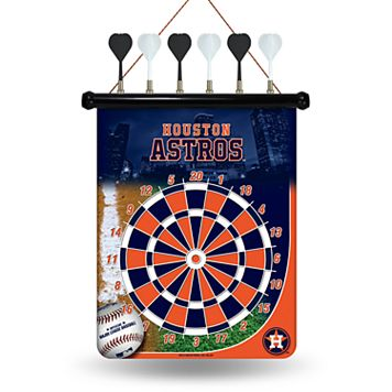 Houston Astros Magnetic Dart Board
