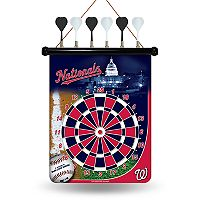 Washington Nationals Magnetic Dart Board