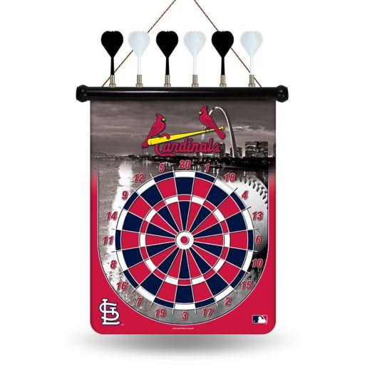St. Louis Cardinals Magnetic Dart Board