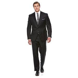 Big & Tall Shaquille O'Neal Classic-Fit Wool Suit Jacket