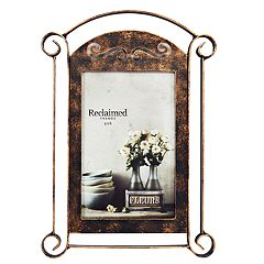 New View Farmhouse Arched Metal 4' x 6' Frame