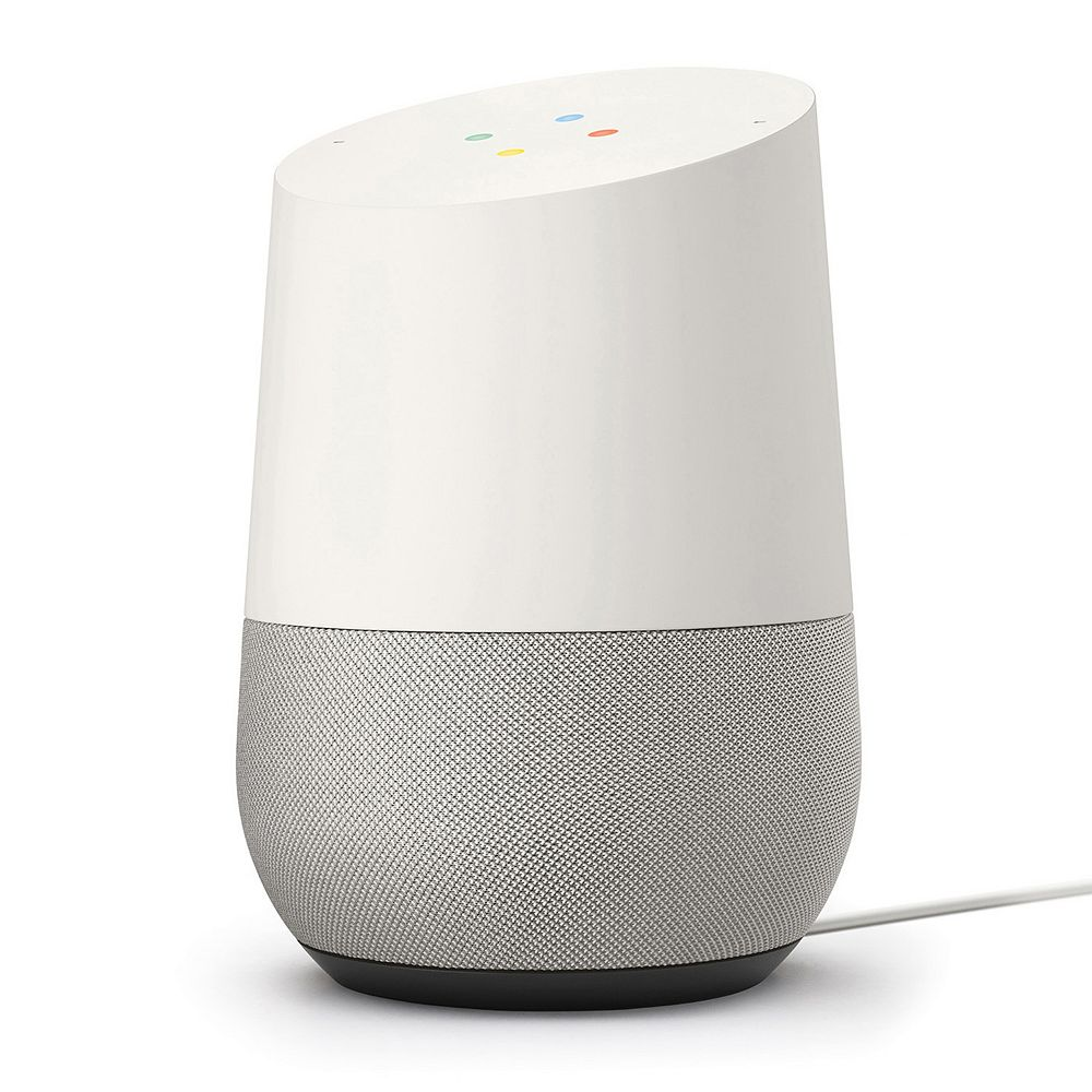 Google Home Voice-Activated Smart Speaker