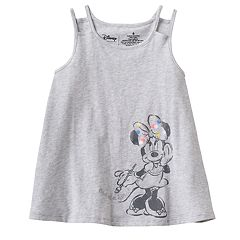 Disney's Minnie Mouse 'One of a Kind' Girls 4-10 Tank Top by Jumping Beans®