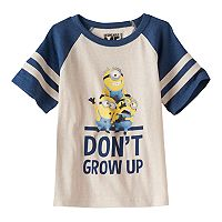 Toddler Boy Despicable Me Minions