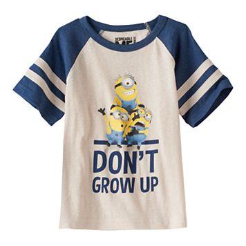 Toddler Boy Despicable Me Minions