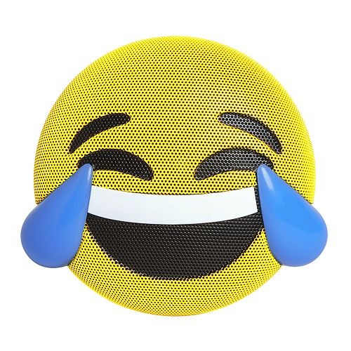 HMDX Jamoji Emoji LOL Wireless Bluetooth Speaker