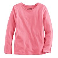 Toddler Girl Jumping Beans® Long-Sleeved Tee
