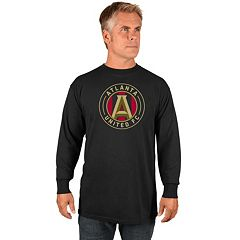 Men's Majestic Atlanta United FC Logo Tee