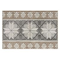 St. Nicholas Square® Supersoft Fairisle Rug